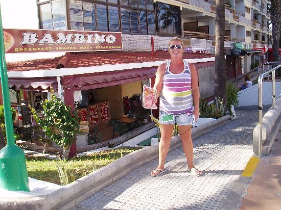 Corona Roja - Playa del Ingles: bambinos bar