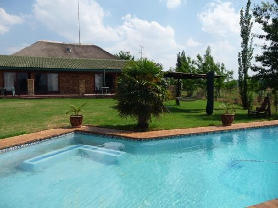 Lodge by the pool picture of airport game lodge kempton Parks with swimming pools in johannesburg