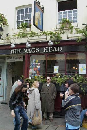 Nags Head Pub Easter Egg Roll