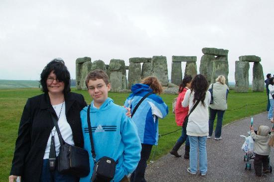 Blustery Stonehenge