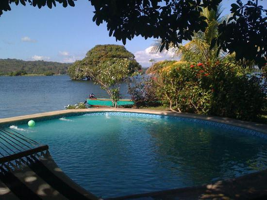 Isletas de Granada, Nicaragua: Your own pool... on your own island