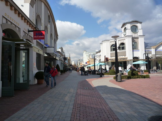 Ingolstadt Village, Bavaria (Outlet Shops)