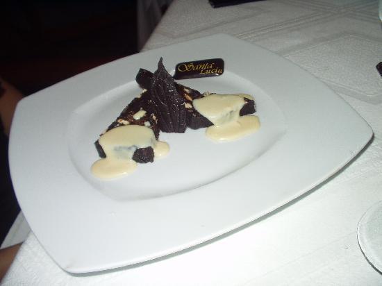 Santa Lucia Restaurant : A Dessert