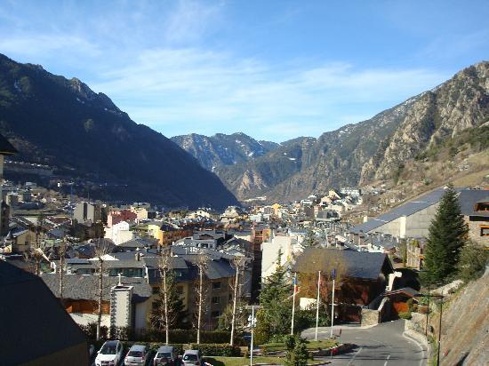 Andorra Park Hotel: Vistas
