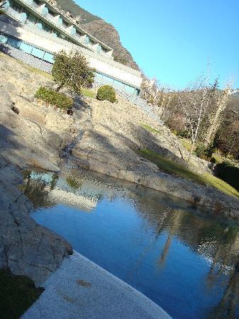 Andorra Park Hotel: Piscina