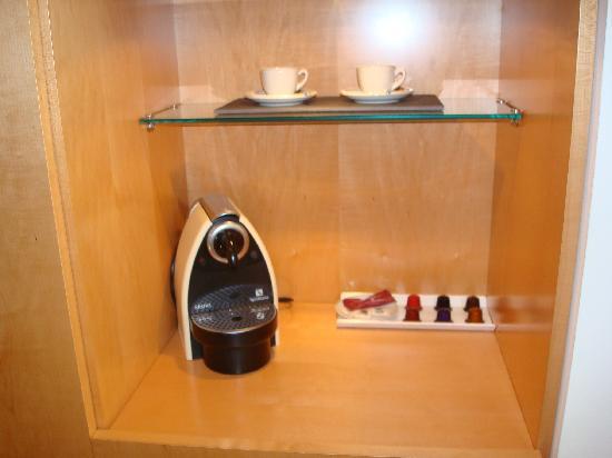 Andorra Park Hotel: Nespresso