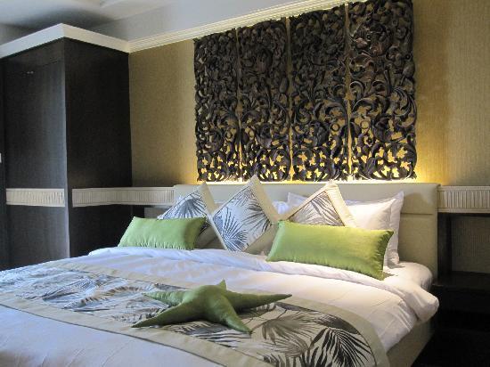 Golden Sands Resort by Shangri-La : Deluxe seafacing room