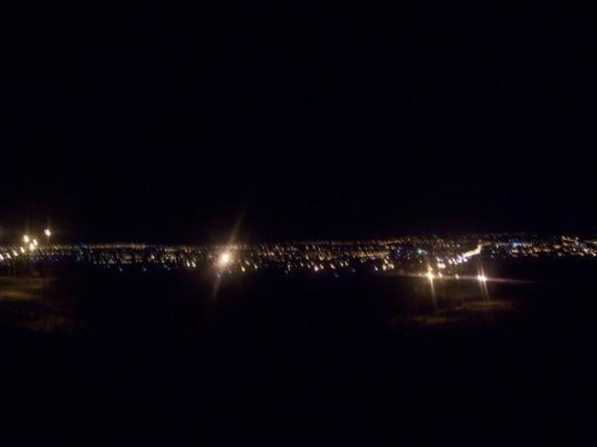San Fernando del Valle de Catamarca, Argentina: vista de la city desde el jumeal