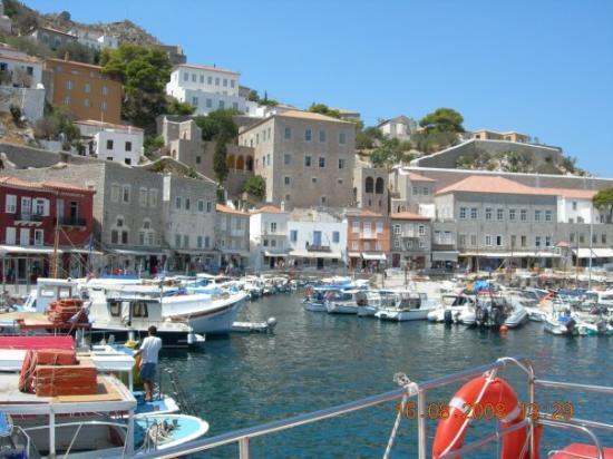 Hydra, Grécia: ΥΔΡΑ