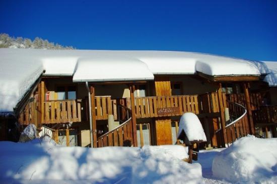 Chalet Hotel Les Blancs-Les Molanes-Pra Loup
