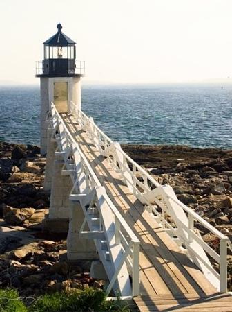 Marshall Point Lighthouse Museum: Marshal Point Lighthouse, Maine