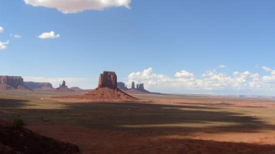 Artist Point Picture Of Monument Valley Utah Tripadvisor
