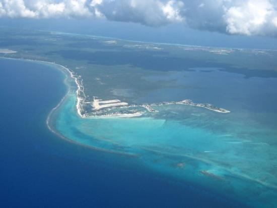 Seven Mile Beach, Grand Cayman: bye beautiful island!