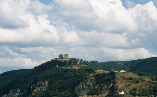 Anadolu Kavagi: 山上のヨロス城