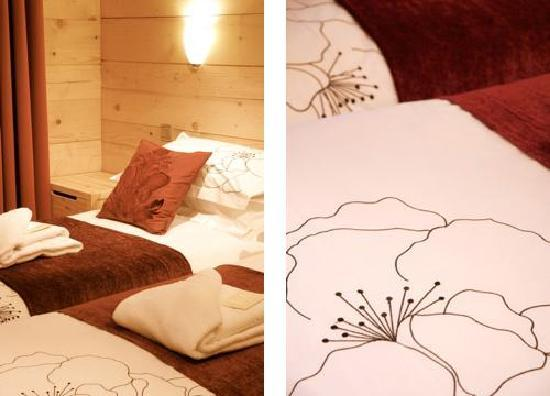 More Mountain - Chalet Robin : Egyptian Cotton Towels and Bedlinen