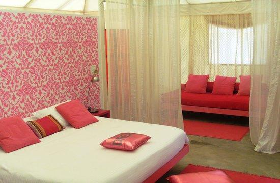 โรงแรมอมาร์ยา ชามิยานา: Pink Suite