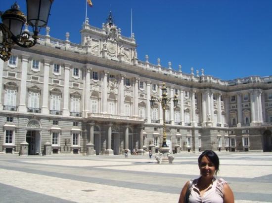 Royal Palace of Madrid: Palacio real Madrid