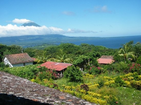 Isla de Ometepe, Nicaragua: Isla de omnetepe-Finca Magdalena