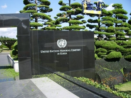 UN Memorial Cemetery: United Nations Cemetery