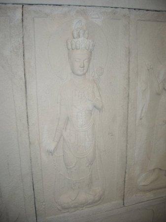 Bomun Tourism Complex : Replica of Eleven-Faced Gwaneum (Guanyin), original at Seokguram Grotto