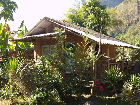 Chiang Dao, Thailand: Bungalow