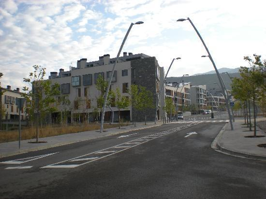 """Sercotel Las Margas: gelegen in een (op 30 Sep 2009) verlaten """"spookstad""""!"""
