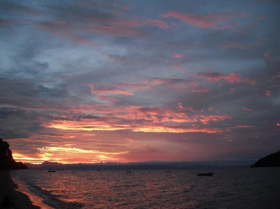 Gecko Lounge: A Gecko summer sunset, December 2009