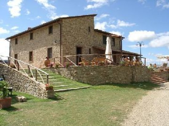 Villa Toppole: The villa