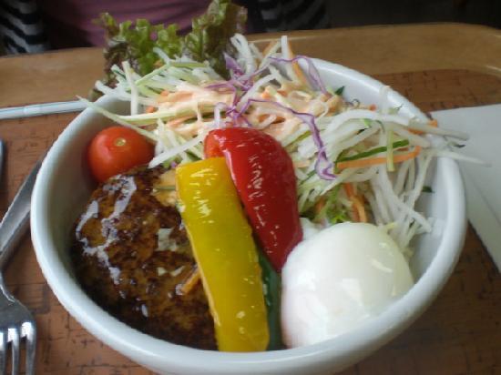 Safari Restaurant : ロコモコ丼