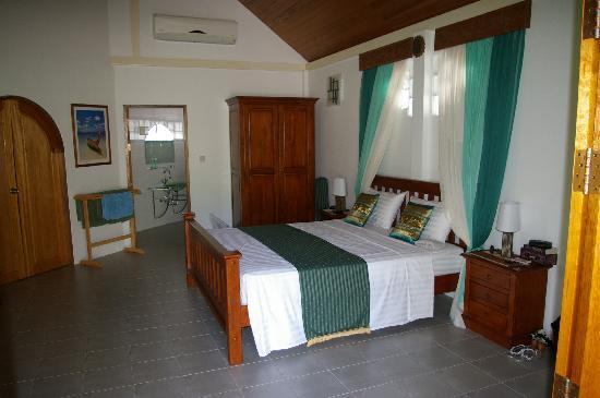 Kingsacre: Spacious and comfortable bungalows.