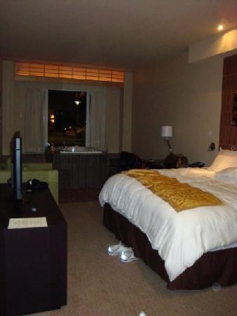Casulo Hotel: room w/ jacuzzi