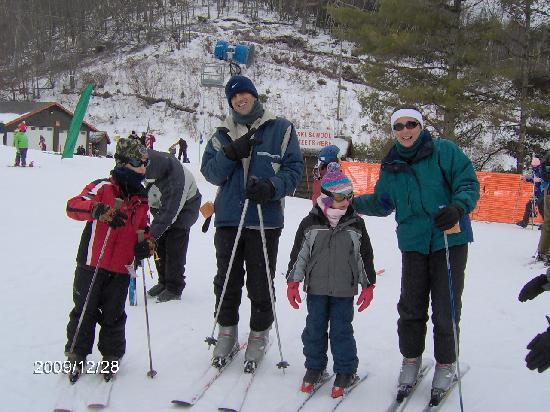 Appalachian Ski Mountain: Our family