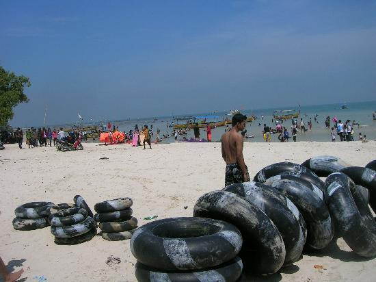 Jepara, Indonesia: Bandengan Beach
