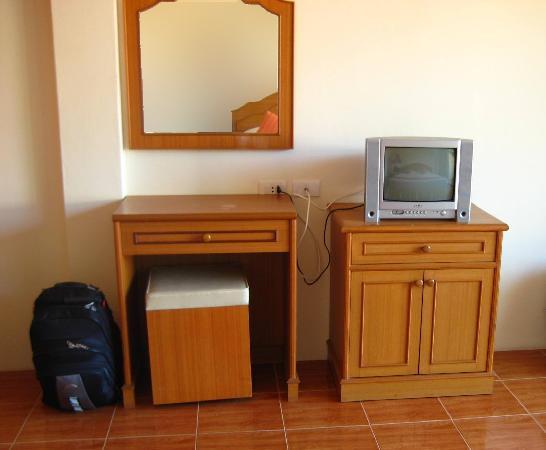 Kata View Guest House: Einrichtung