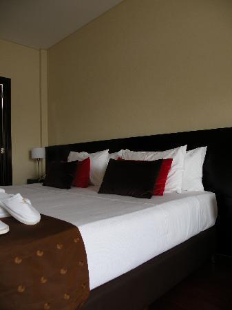 The Glu Hotel: Room on 3rd floor