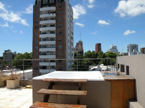 The Glu Hotel: Rooftop