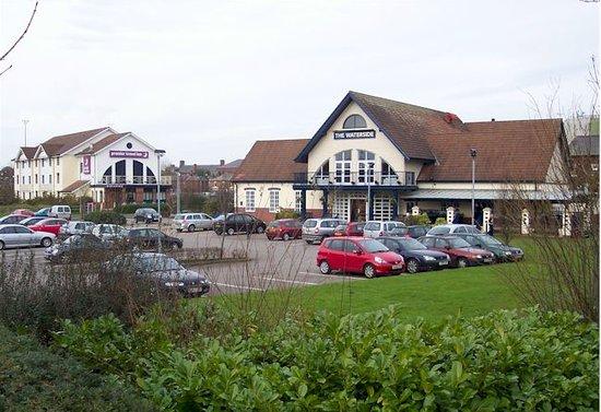 Premier Inn Warrington Centre Hotel: Warringron Centre Premier Inn