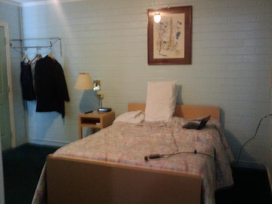 Budget Inn & Suites Ridgecest: Room View