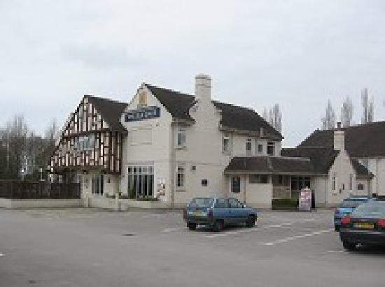 Premier Inn Preston West Hotel: Lea Gate Hardy's House