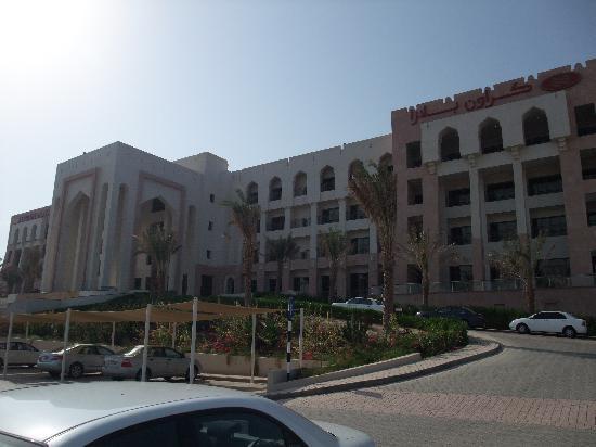 Crowne Plaza Sohar: Outside