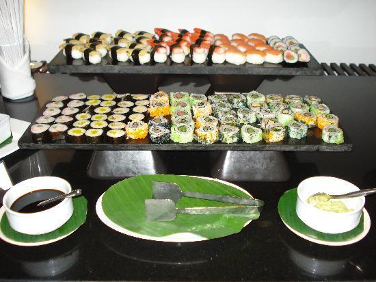 The Racha: Per gli amanti del sushi