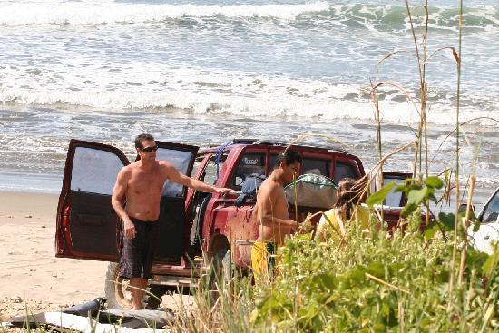 NSR San Juan Del Sur: your own surf guides & beach escorts