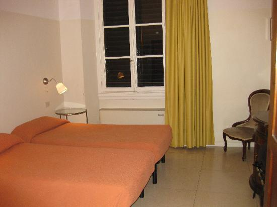 Academy Hostel: Private double