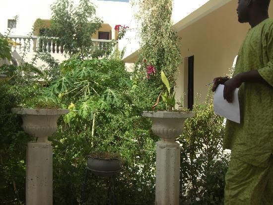 Timbuktu, مالي: Vue d'en face