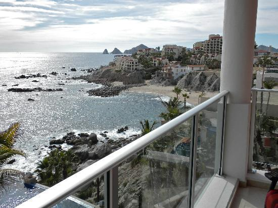 Welk Resorts Sirena Del Mar: out of my room's window midday