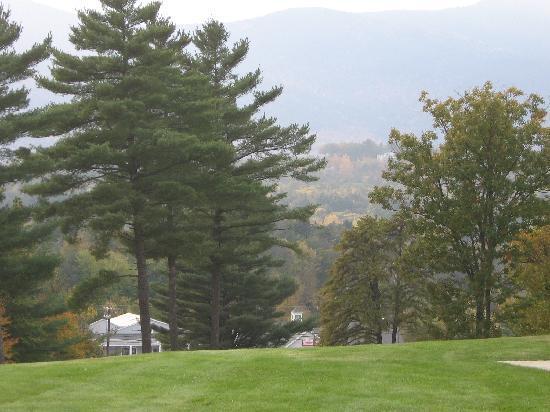 Fox Ridge Resort : View on Main Street Side