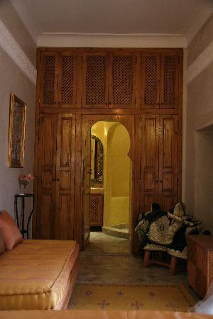 Riad Couleurs Du Sud: Chambre Jasmin