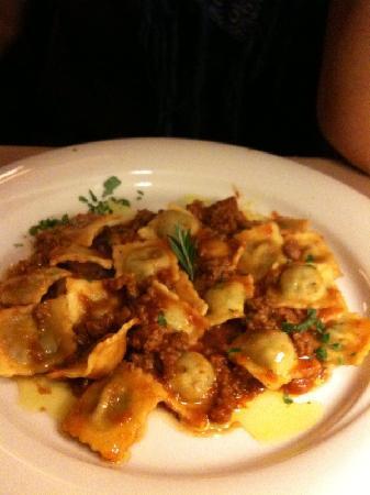 Trattoria Veneta: Spaghetti allo Scoglio