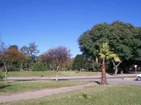 San Salvador de Jujuy, Arjantin: parque San Martín