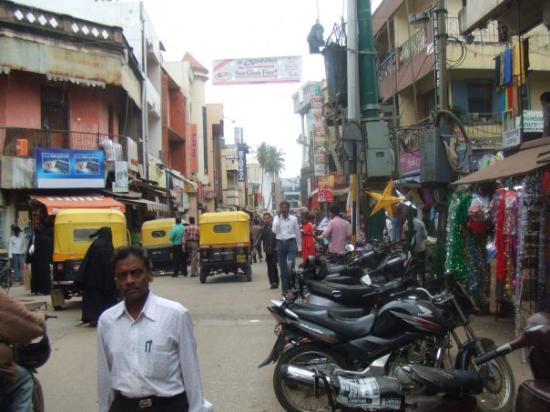 Bangalore shopping streets Picture of Bengaluru